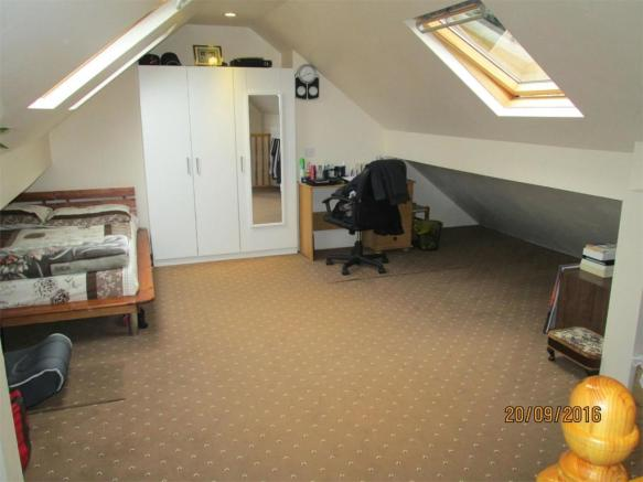 Attic Conversion/Be