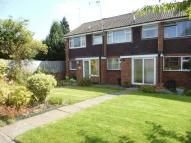 Terraced property in Ritchie Close, Moseley...
