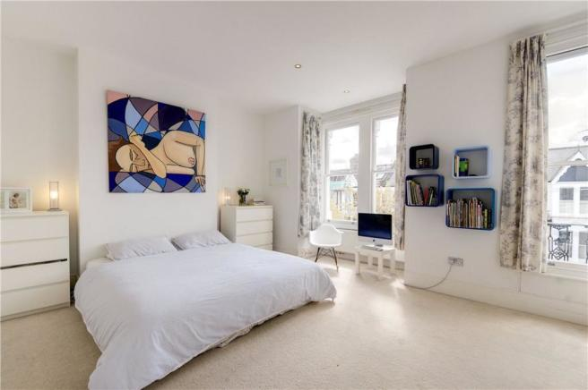 Master Bedroom NW6