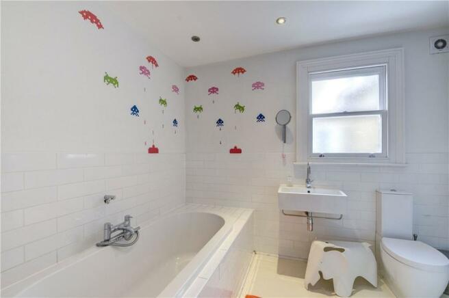 Family Bathroom NW6
