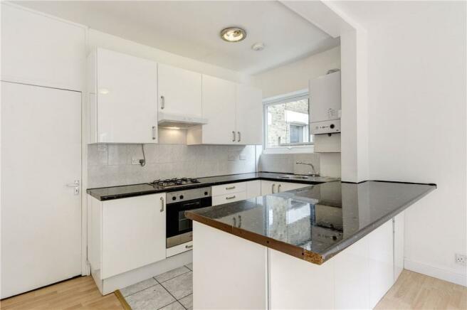 Kitchen: Nw6