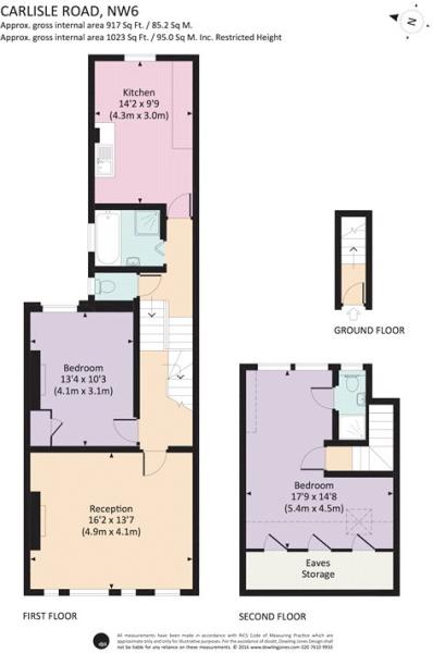 Floorplan : Nw6