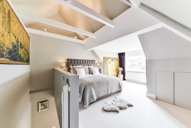Master Bedroom : Nw6