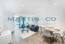 2 bed new Apartment in RIverlight Three...