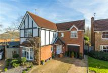 semi detached house in Newfield Way, St. Albans...