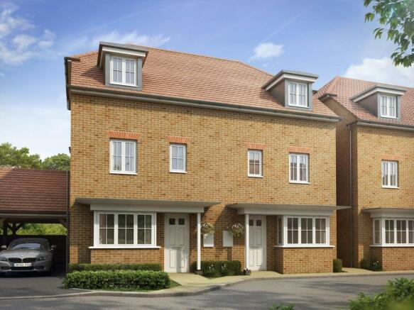 The Woodbridge house type