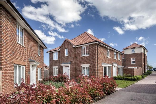 Homes at Aylesham Village