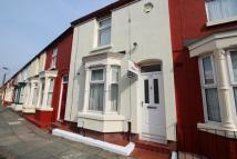 Terraced house in Strathcona Road