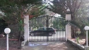 Stunning gate