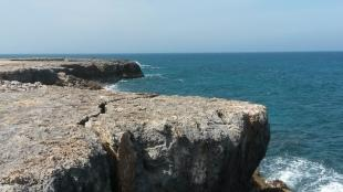 The sea and rocks