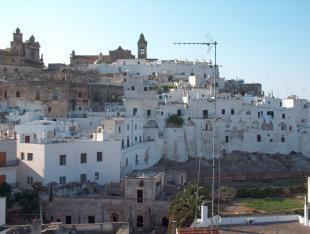 Views to town walls