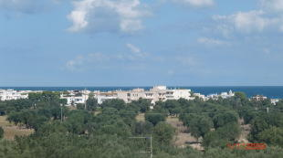 Views to village