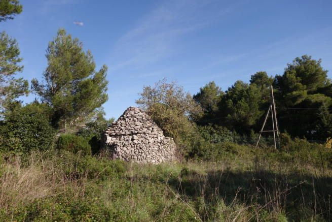 The baby trullo