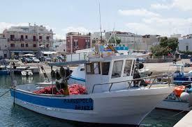 Savelletri harbour