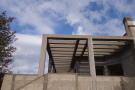 The pergola terrace