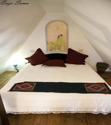 Bedroom guesthouse
