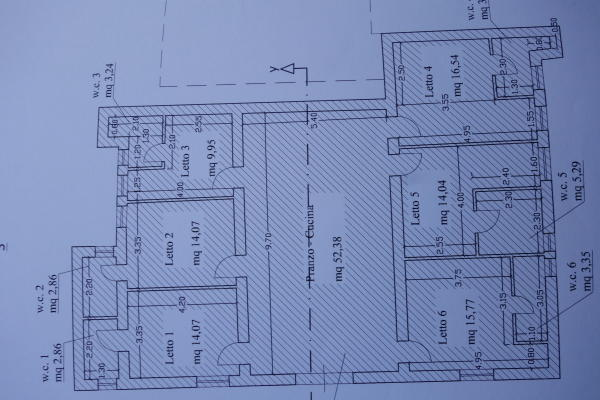 Ground floor 6 bed