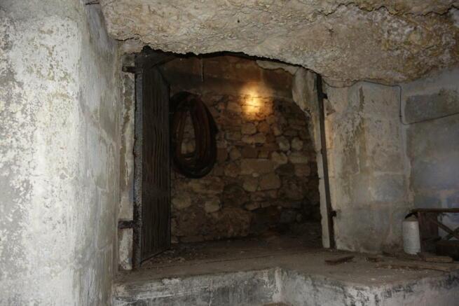 Cellar detail