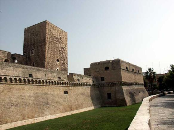 Gioia fortress