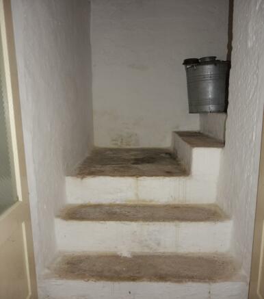 2nd unit old steps