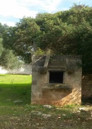 Ancient outbuilding
