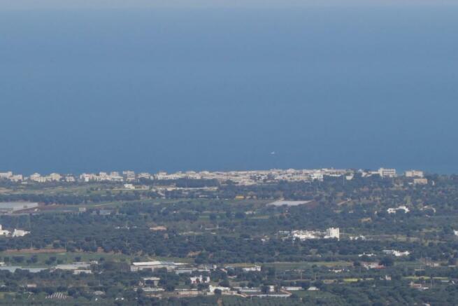 Views to Savelletri