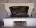 Outer fireplace