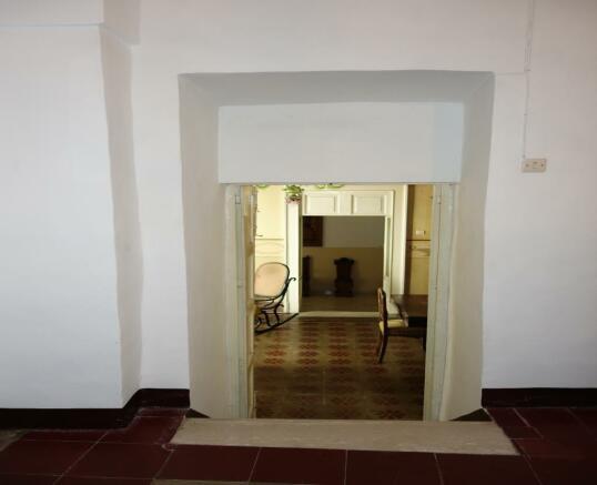 From hallways