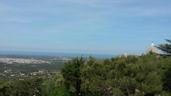 View to Adriatic Sea