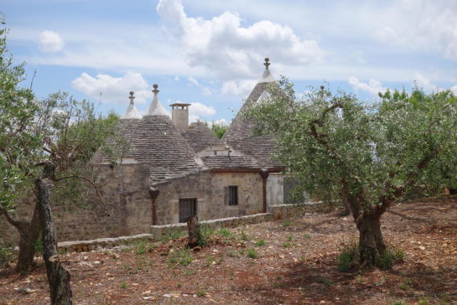Magical trullo