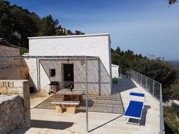 The lamia terraces