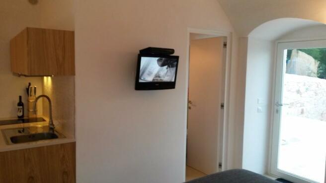 Wall TV