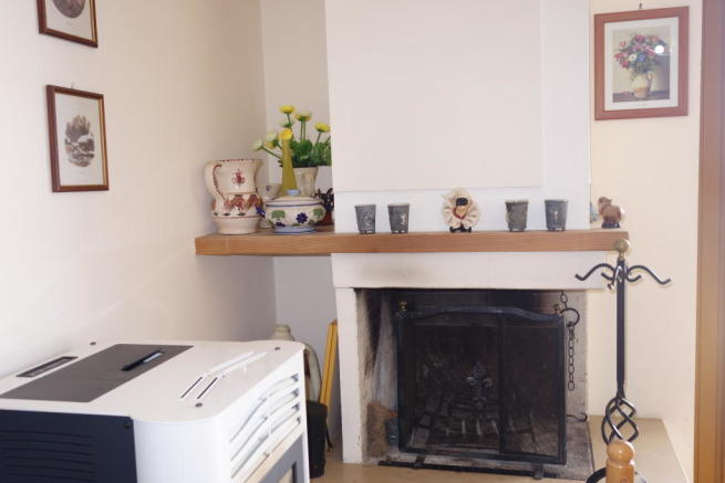 Fire place & heater