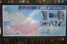 Fasano area map