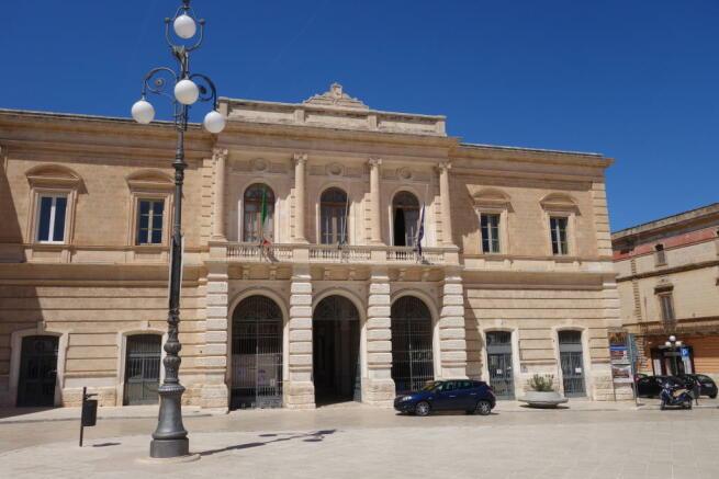 Fasano Town Hall