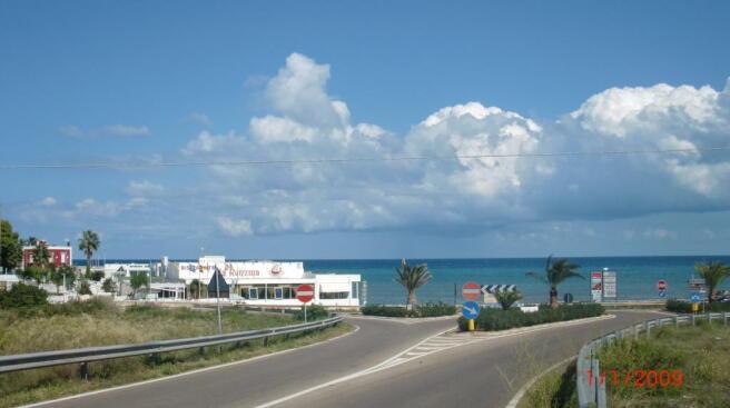 Road to Savelletri