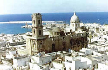 Monopoli cathedral