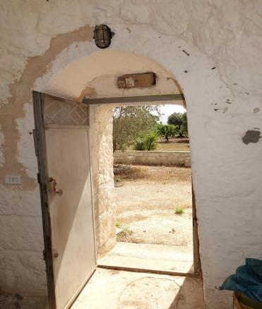 Trullo door