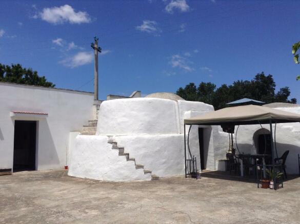 The Apulian cottage
