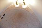 Trullo cone ceiling