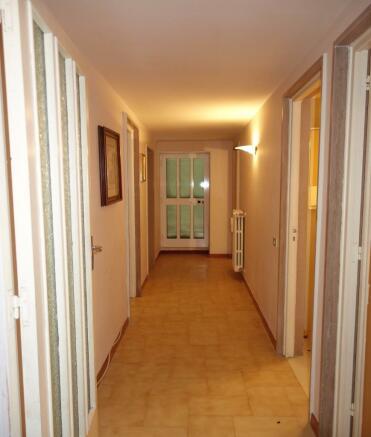 Hallways gr floor