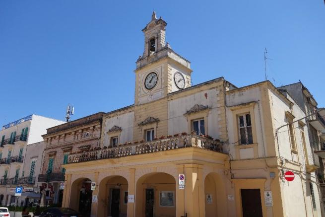 Fasano Bell tower
