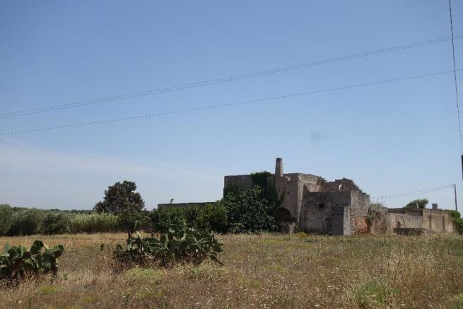 View to masseria