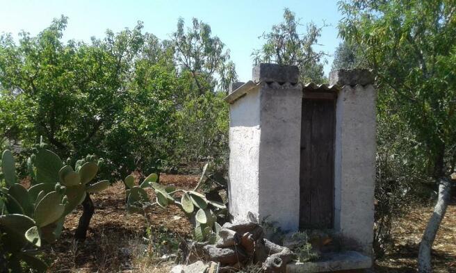 the outside house