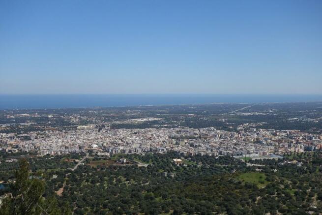 Views to Fasano &sea