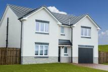 new property in Oldmeldrum Road...