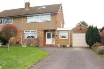 semi detached house in Hoe Lane, Nazeing...