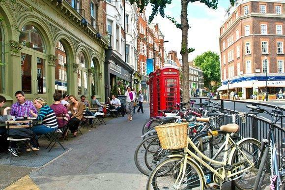 Marylebone High St