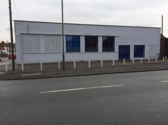 Commercial Property Trade : Trade counter to rent in tamworth road long eaton