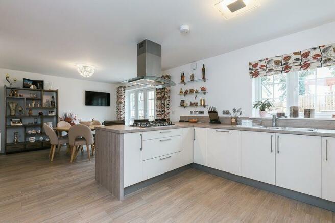 Dining/Kitchen C